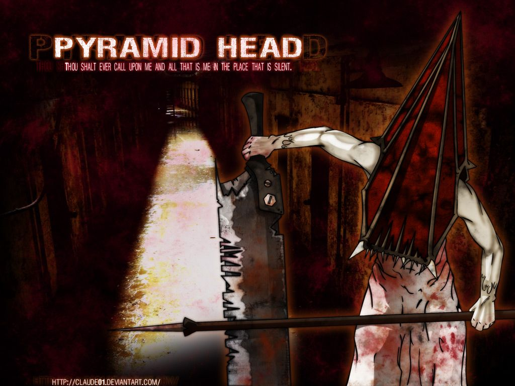 pyramid head wallpaper 1280x800 - photo #16