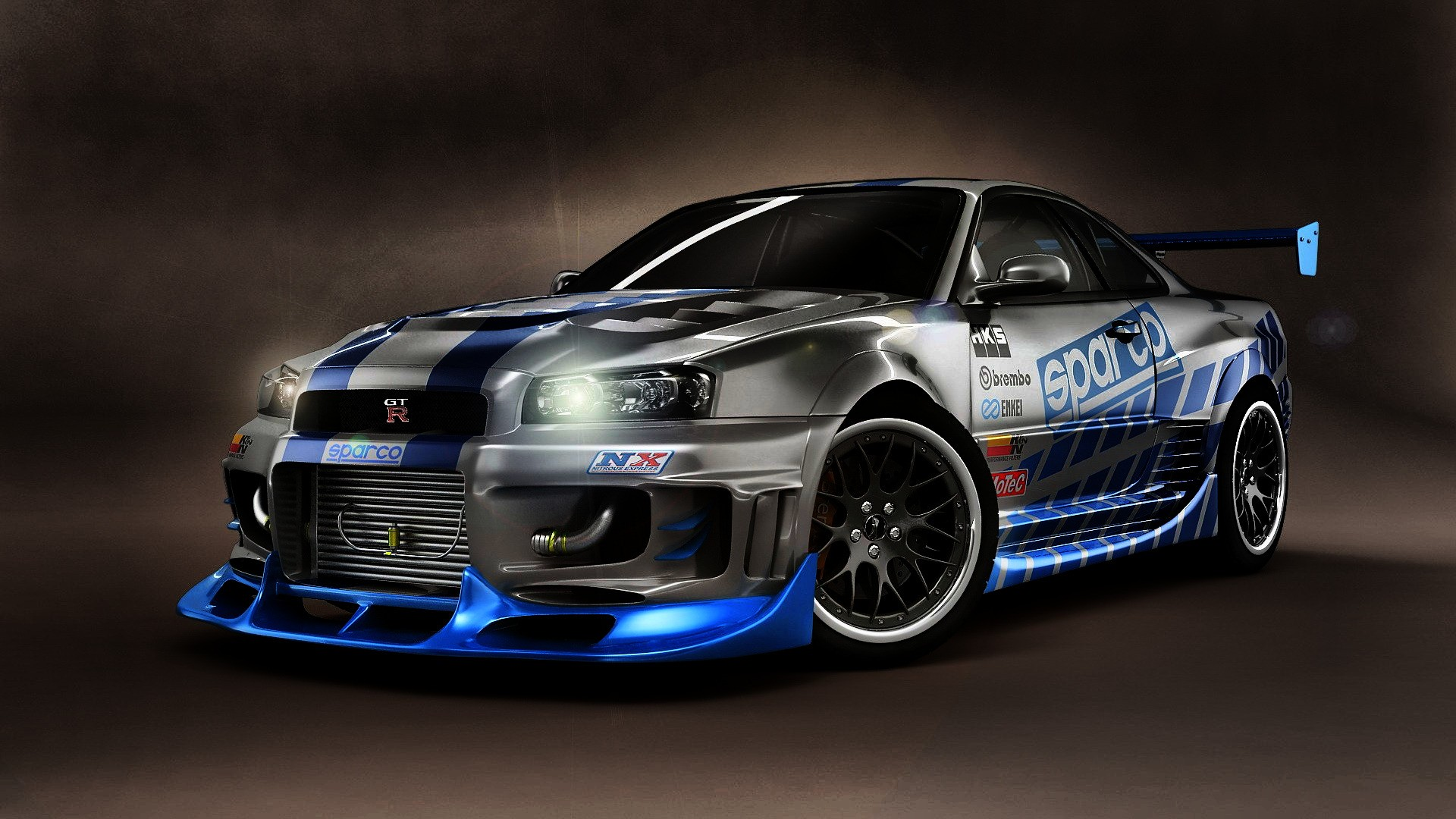 Nissan Skyline Gtr Car Wallpaper 1080p HD Resolutions Car 1920x1080