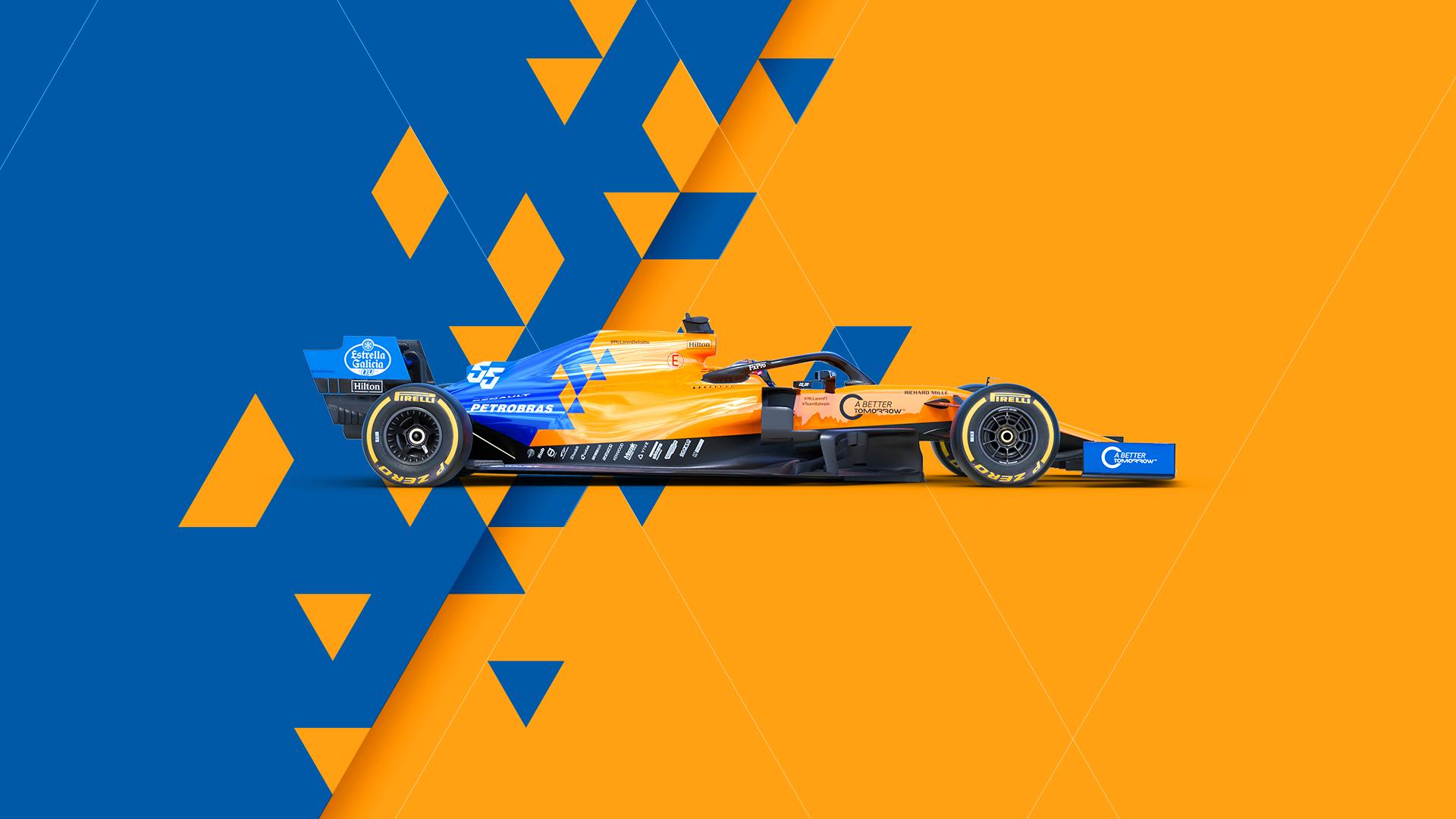 McLaren Racing Official Website 1920x1080