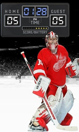 Jimmy Howard Detroit HD LWP App for Android 307x512
