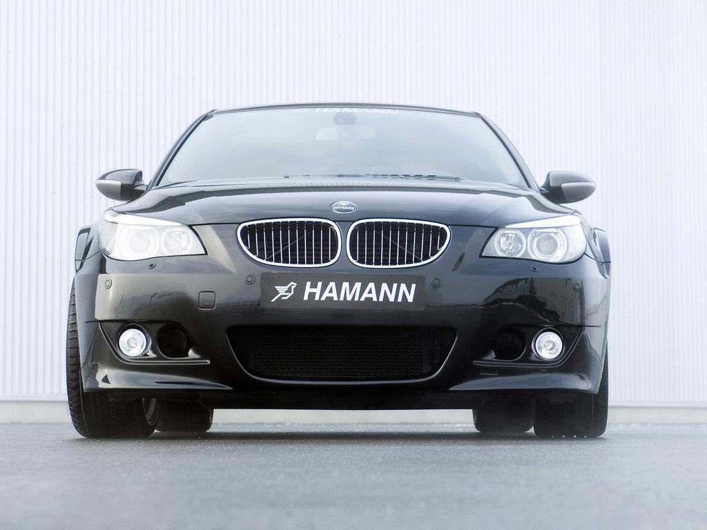 2006 Hamann BMW M5 Edition Race   Front  1024x768 Wallpaper 1024x768