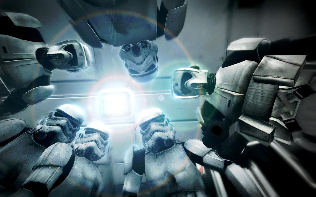 Imperial stormtrooper wallpaper wallpapersafari - Stormtrooper suit wallpaper ...