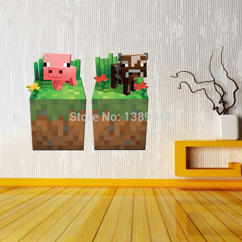 Minecraft Bedroom Wallpaper Gift Minecraft Wallpaper 800x800
