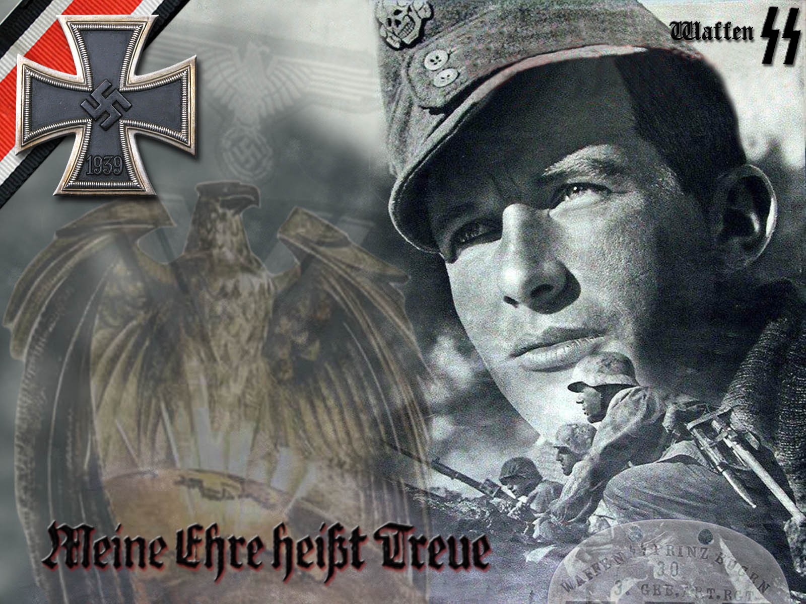 waffen ss wallpapers   group picture image by tag   keywordpictures 1600x1200