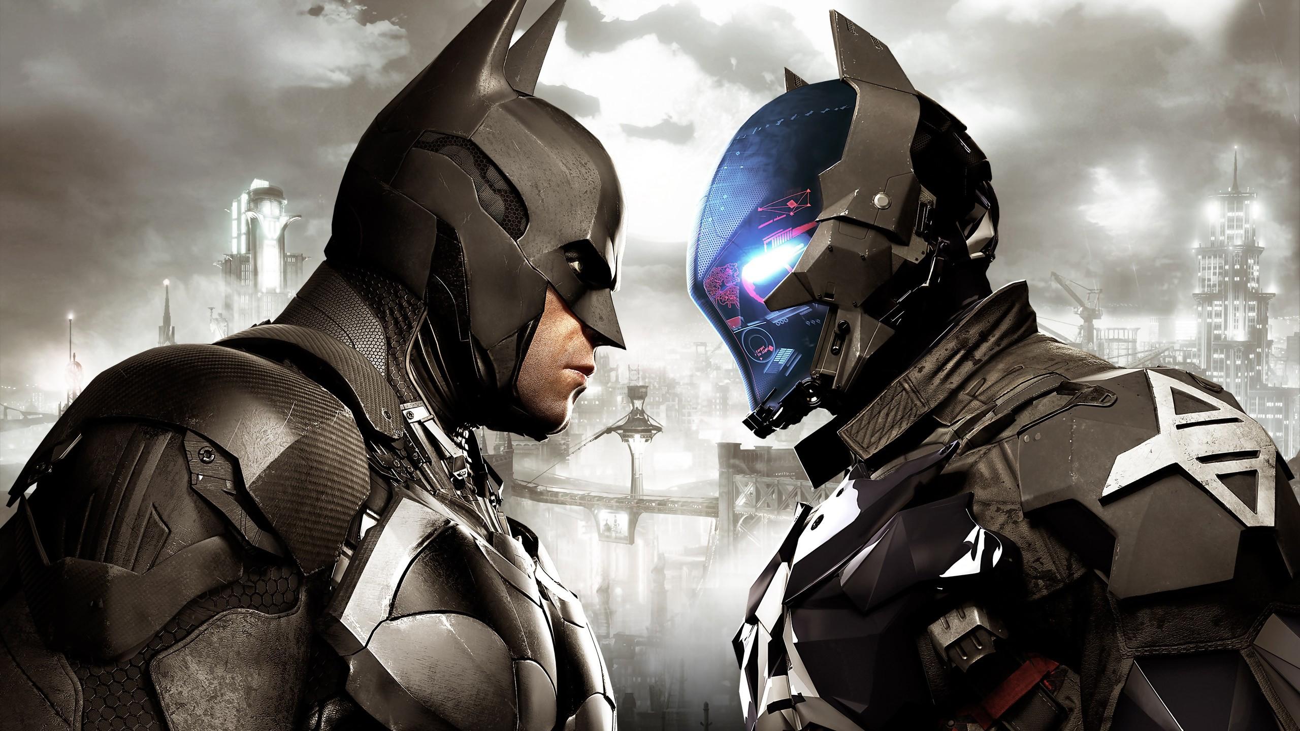 Batman Arkham Knight 2015 Wallpapers HD Wallpapers 2560x1440
