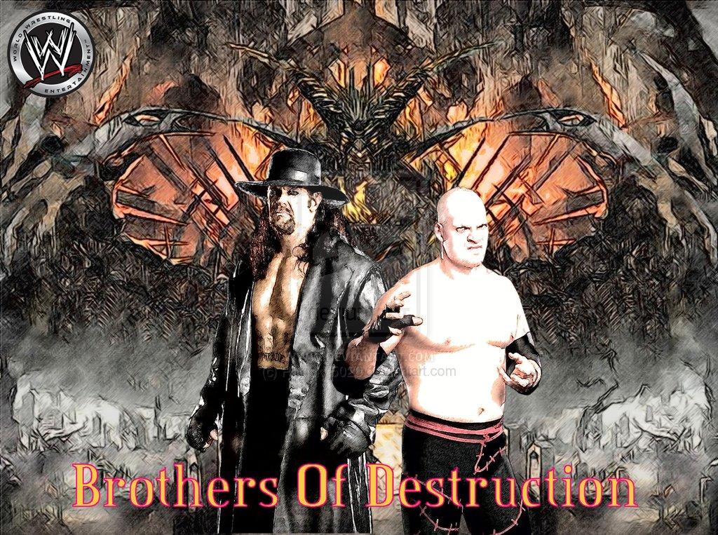 wwe brothers of destruction wallpaper wallpapersafari