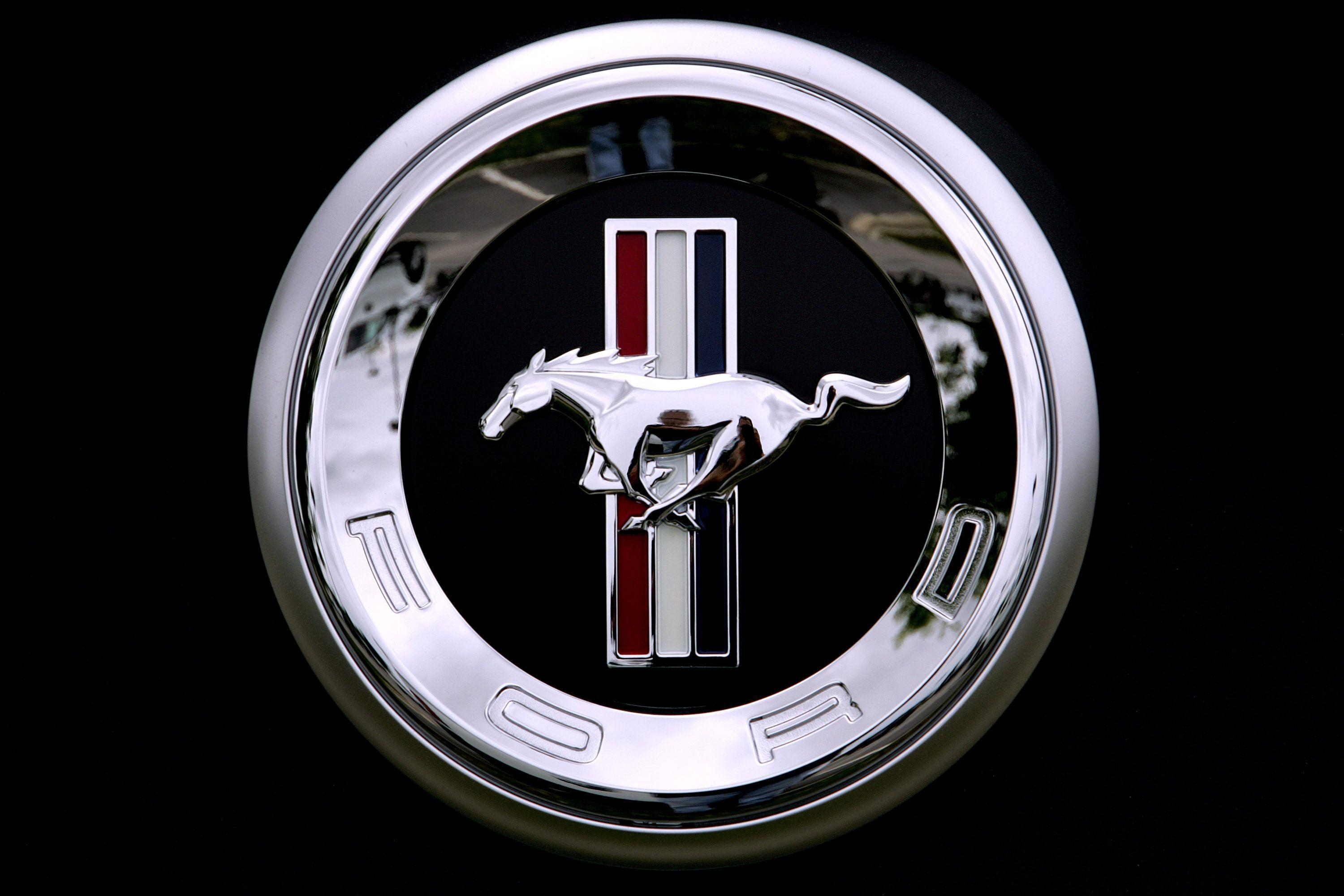 Ford Mustang Logo Wallpapers 3000x2000