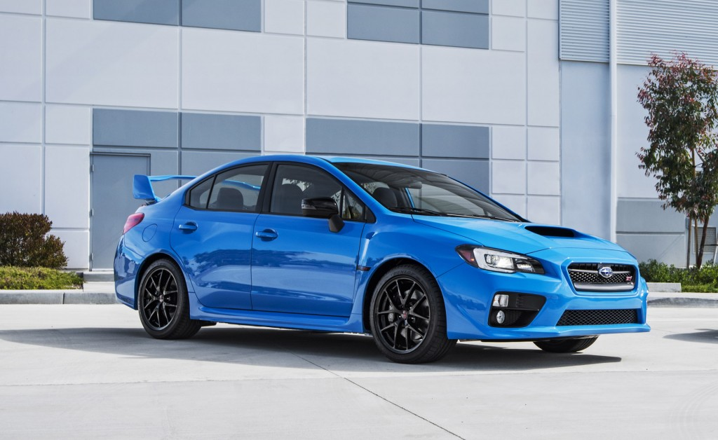 2016 Subaru BRZ And WRX STI Get SeriesHyperBlue Special Editions 1024x628