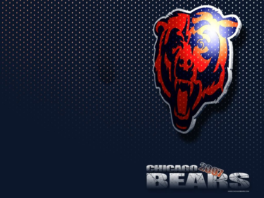 NFL Wallpapers Chicago Bears HD Wallpapers Backgrounds chicago 1024x768