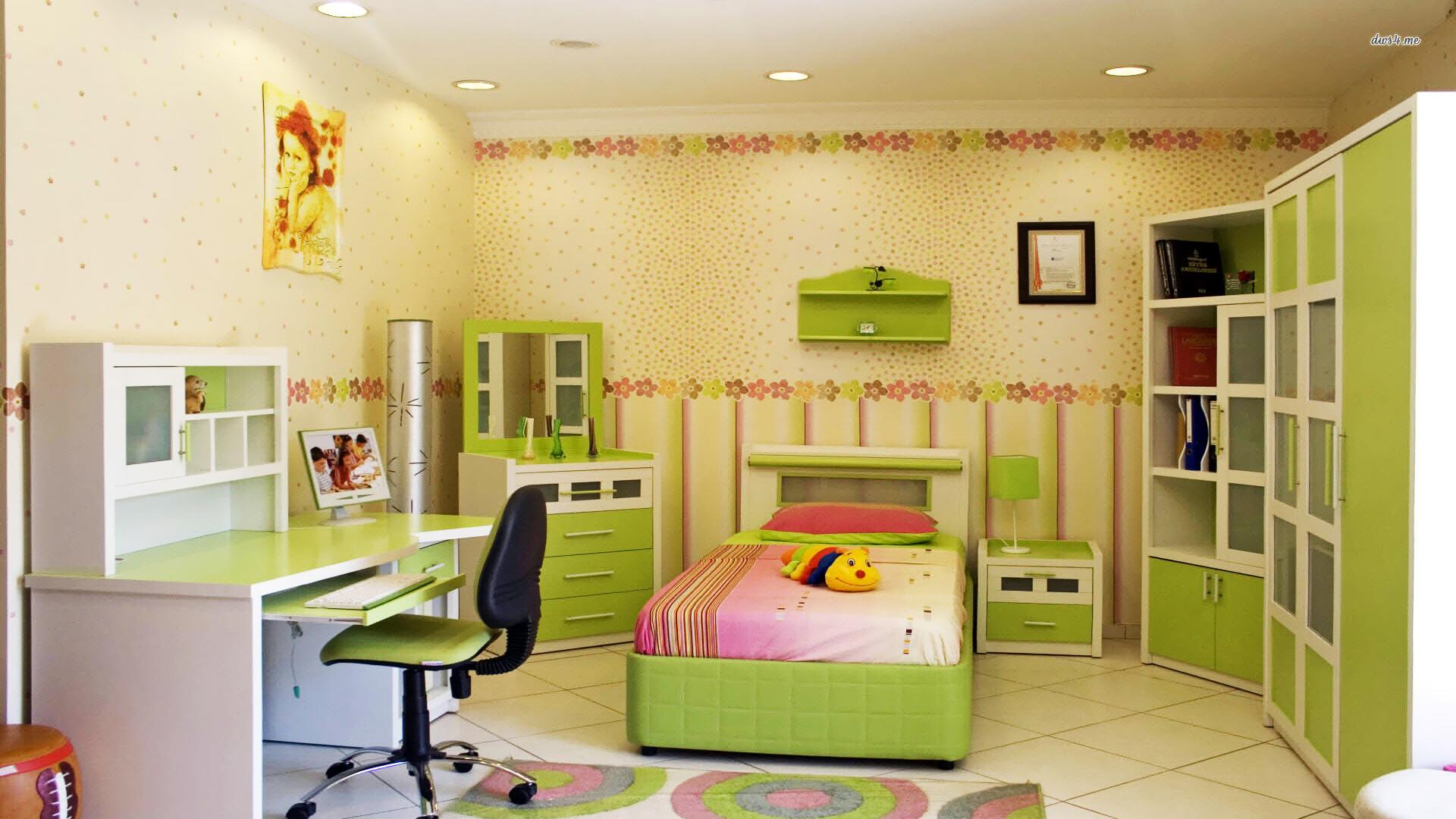 Wallpaper Kids Room
