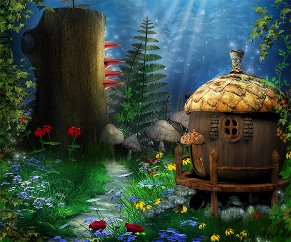 Fairy Tale Live Wallpaper   Android Apps on Google Play 600x500