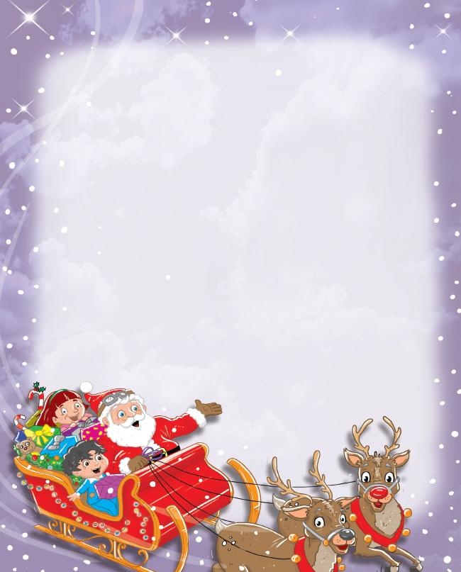Santa Letter 650x807