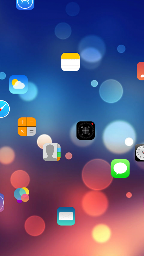 Apple Apps Icon live Wallpaper   screenshot 506x900