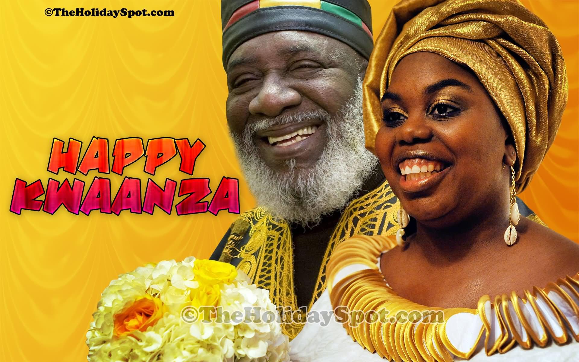 Happy Kwanzaa HD Wallpaper 1920x1200