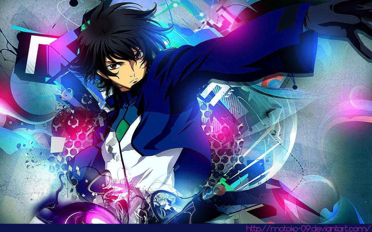 Gundam 00 wallpaper by motoko 09 1280x800