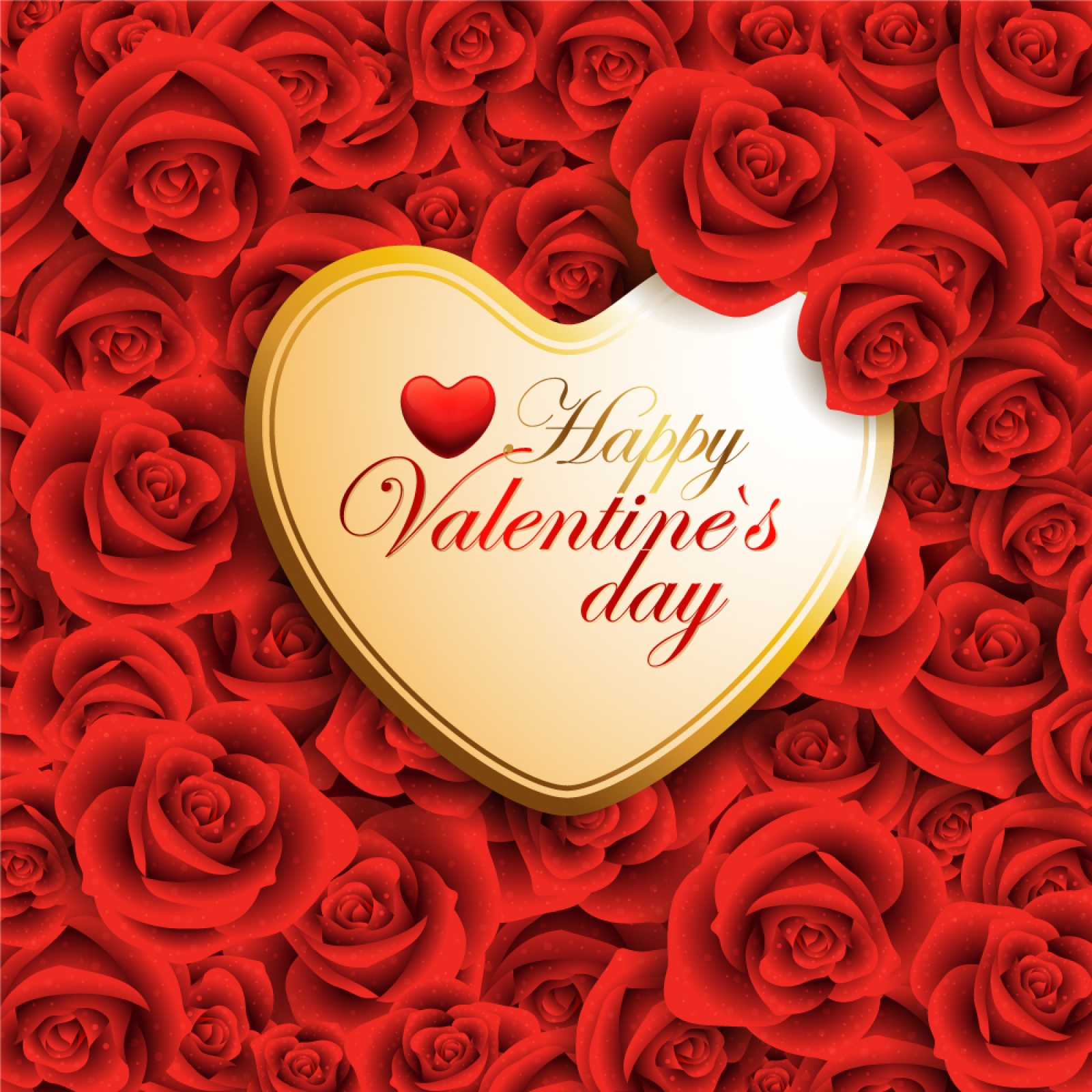 Valentines Day Wallpaper: Horse Valentine Wallpaper