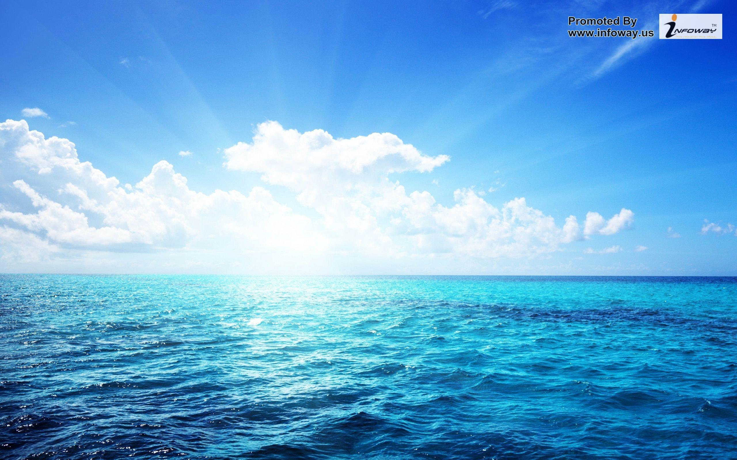 Blue Sea Wallpaper   Photo 174 of 318 phombocom 2560x1600