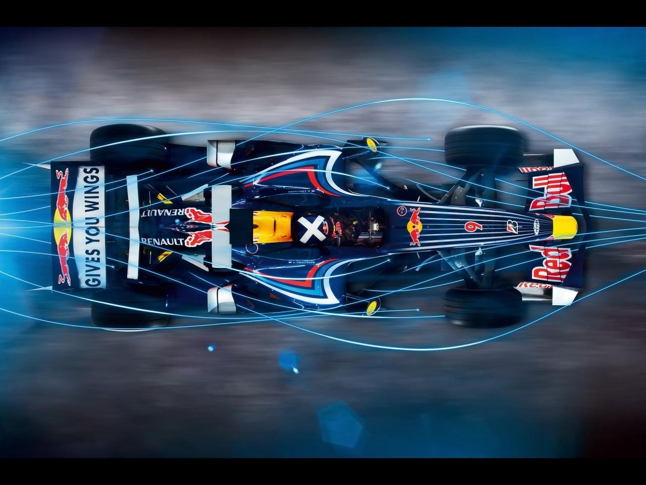 FunMozar Red Bull Formula 1 Wallpapers 1280x960