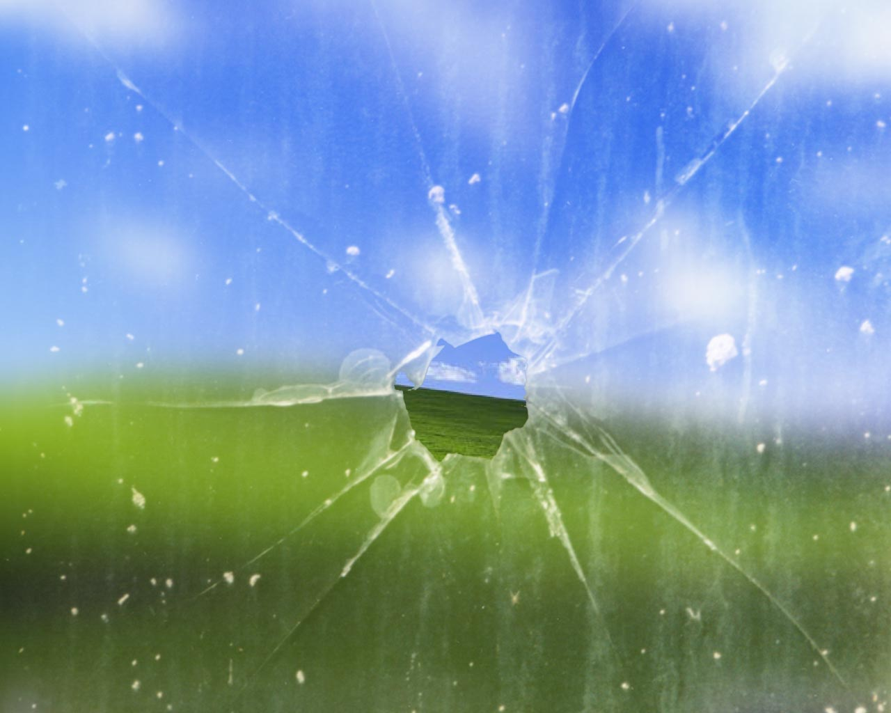 Cracked windows wallpaper wallpapersafari for Change background wallpaper your home screen