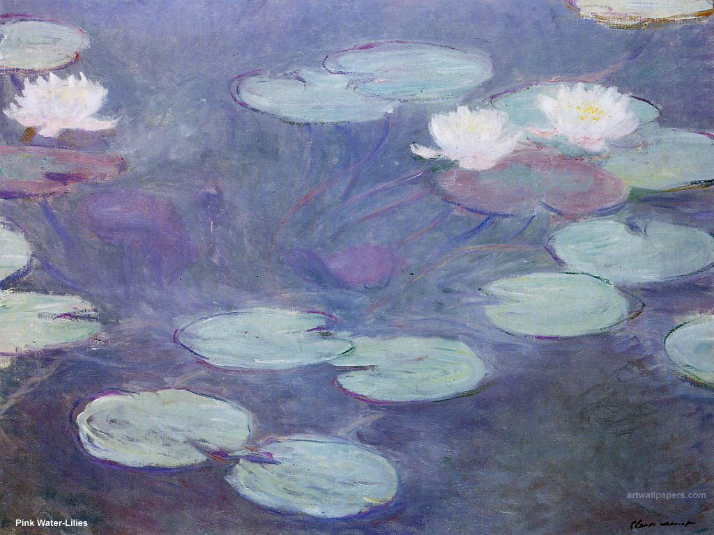50 Monet Inspired Wallpaper On Wallpapersafari