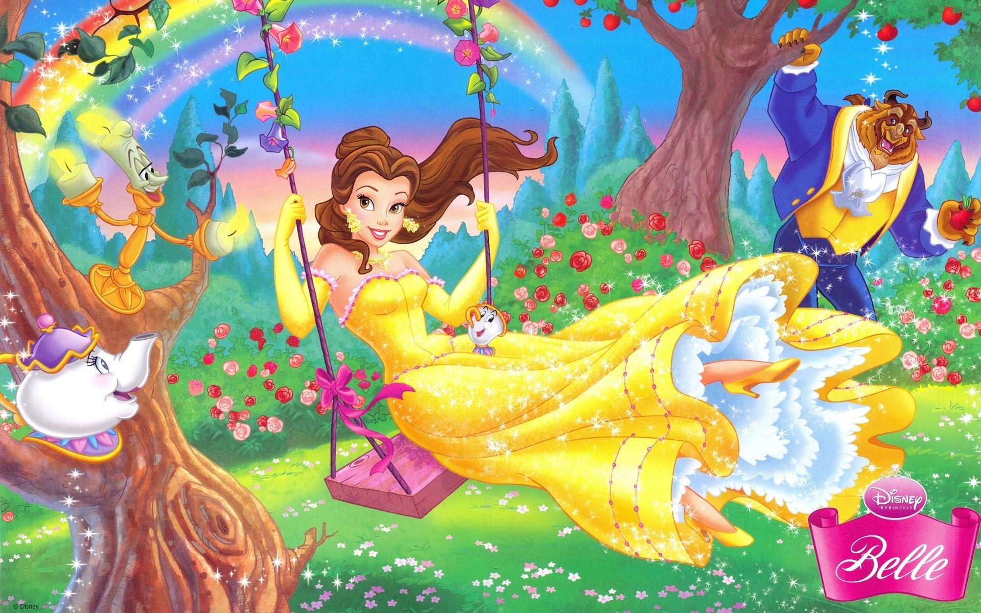 Princess Belle   Disney Princess Wallpaper 7359455 1920x1200