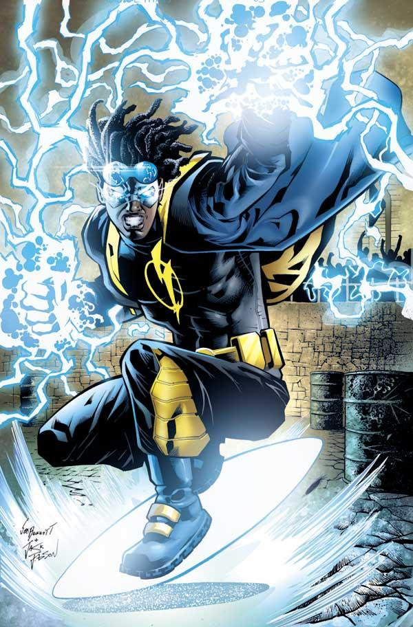 Superheroes Revelados Static Shock 600x912