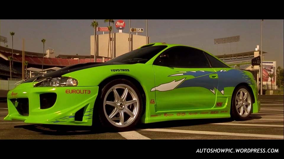 The Fast and the Furious mitsubishi eclipse 960x540