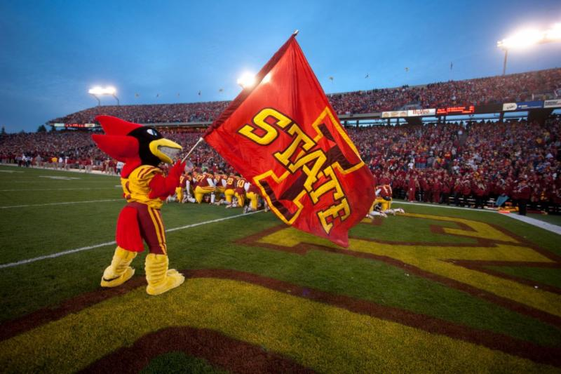 Iowa State Game Wallpaper Gamers Gallery 800x533