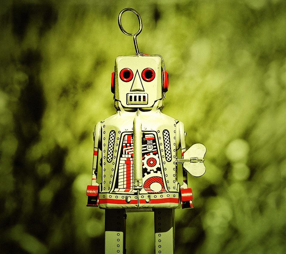 Retro Robot Wallpapers Retro Robot 960x854