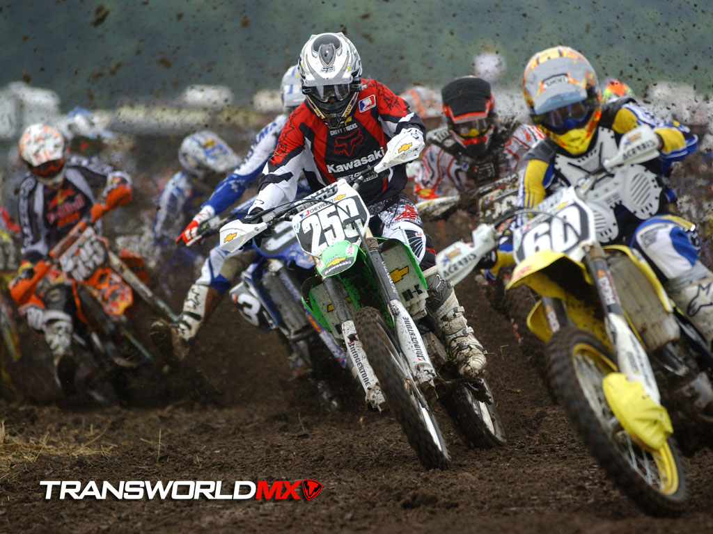 Motocross Wallpapers 1024x768