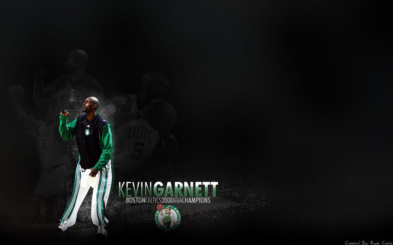 Kevin Garnett Celtics Widescreen Wallpaper Basketball 1440x900
