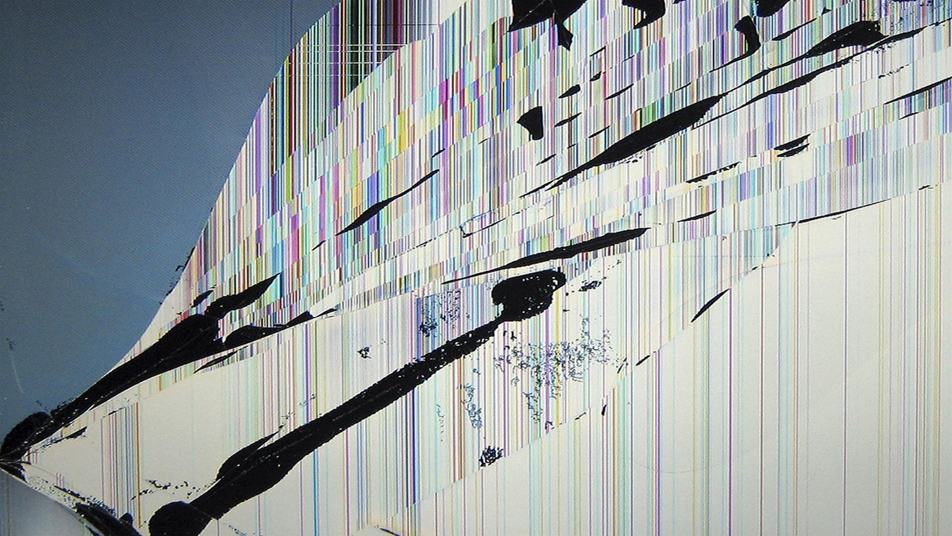 Wallpaper broken screen   SF Wallpaper 1920x1080