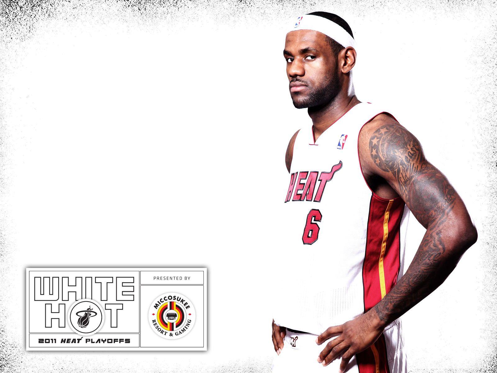 Lebron James Wallpapers Miami Heat 1600x1200