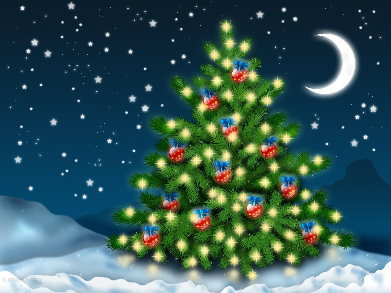 Christmas Lights Wallpaper Best Christmas Lights Desktop Wallpaper 1600x1200