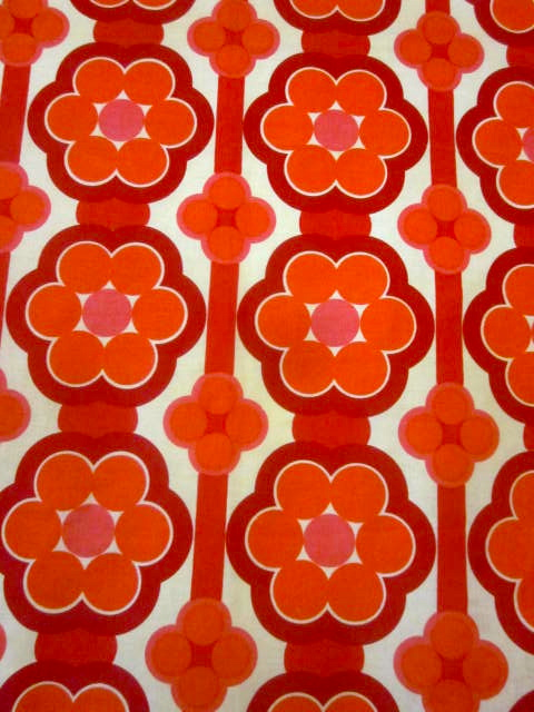 1970s Fabric Patterns Original 1970s fabrics on ebay 480x640