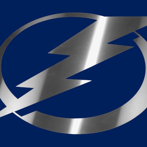 Pin Tampa Bay Lightning Logo 600x600