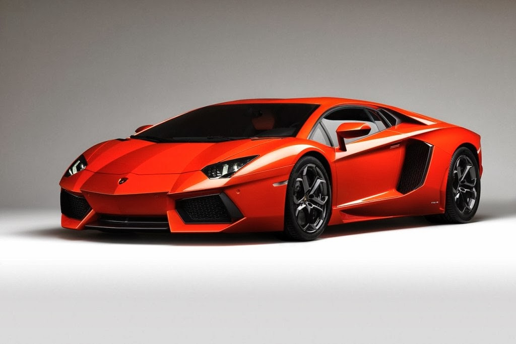 Lamborghini Aventador red color car wallpaper with high performance 1024x682