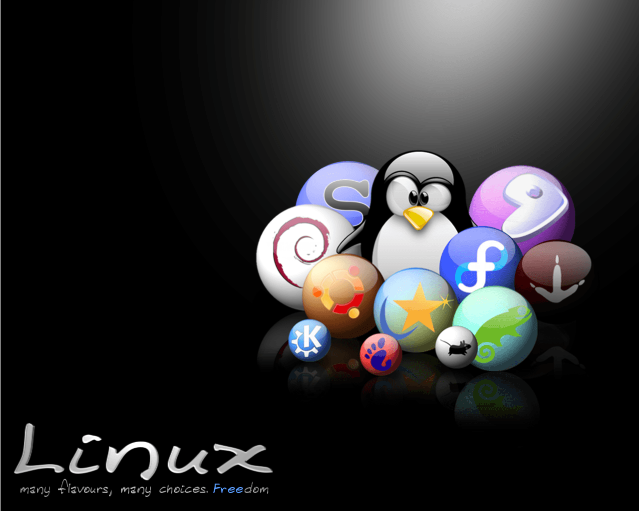 Best Linux Wallpapers 1280x1024