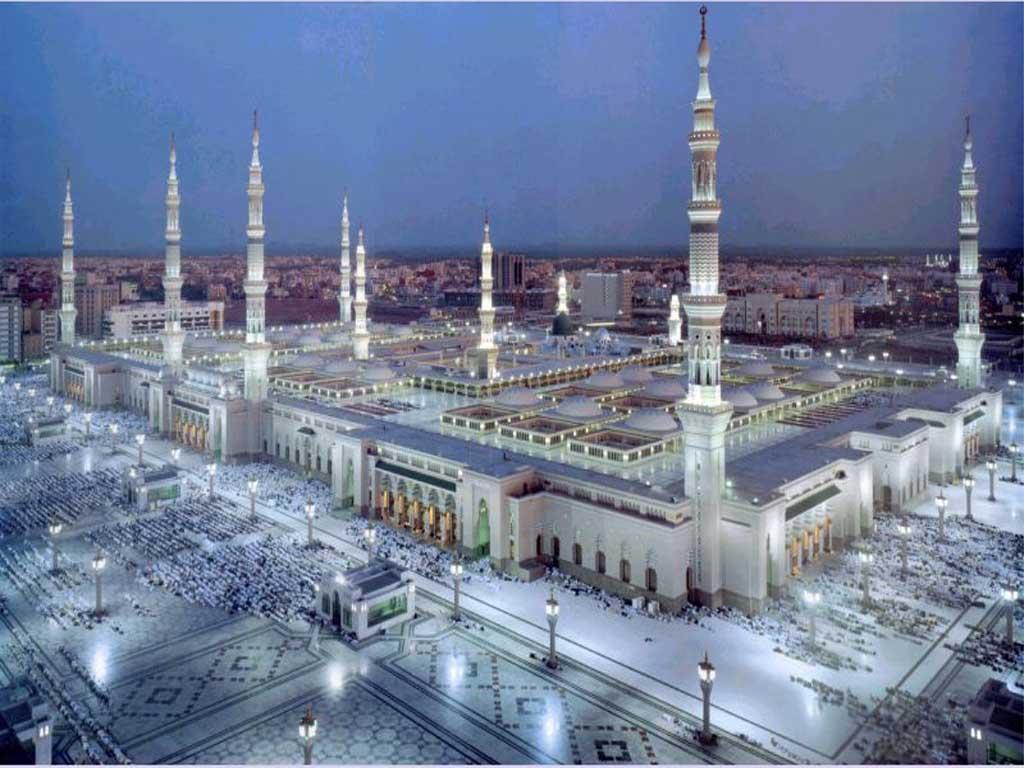 50 Wallpaper Masjid Nabawi On Wallpapersafari