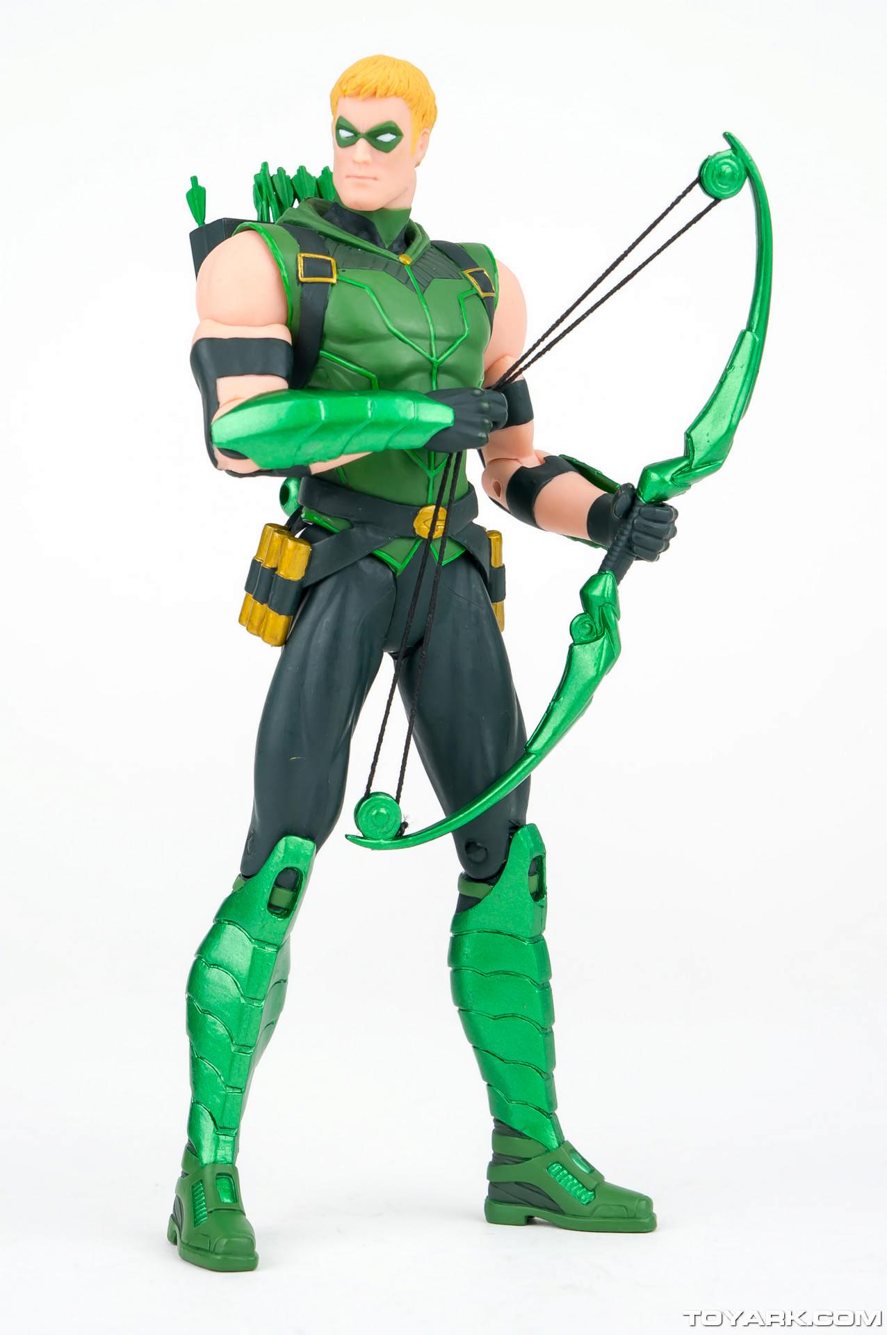 Green Arrow New 52 Wallpaper DC Green Arrow Wallpap...