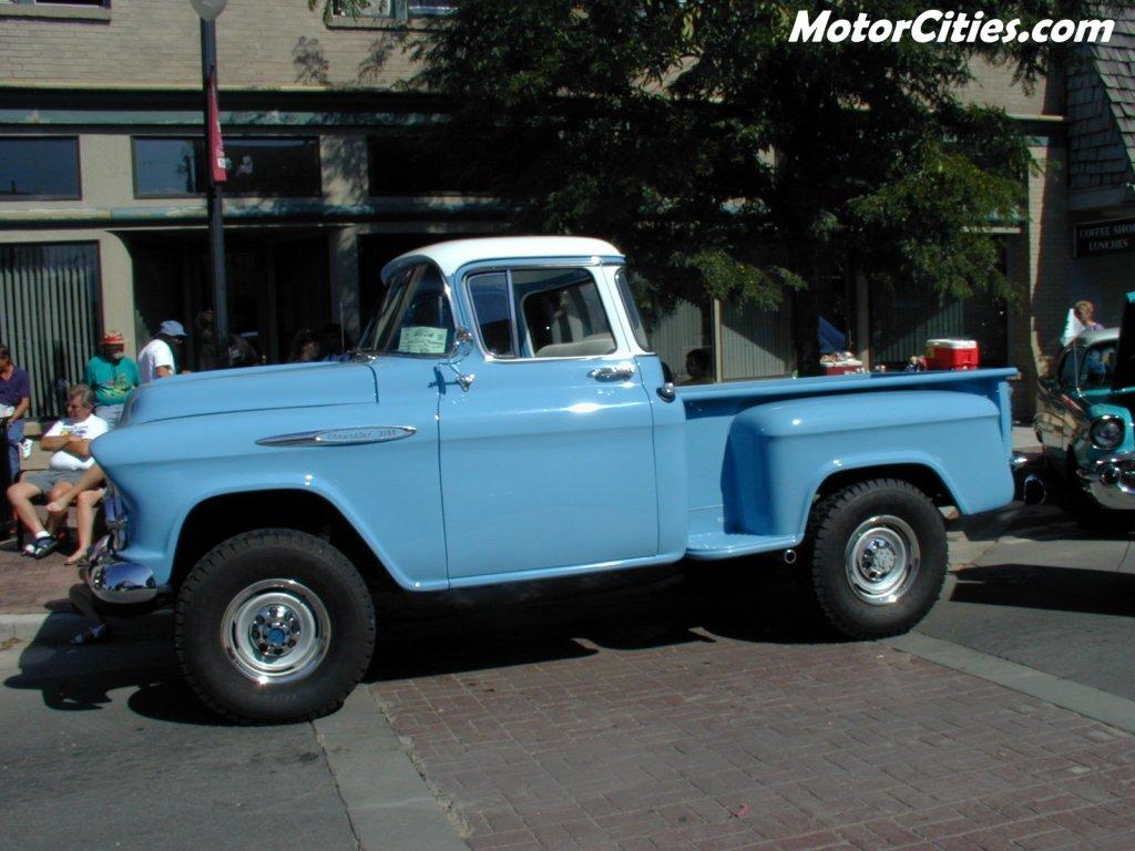Chevrolet Pickup Chevrolet 1024x768