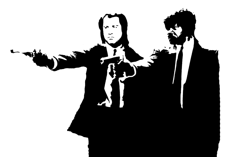 [46+] Pulp Fiction Wallpaper HD on WallpaperSafari