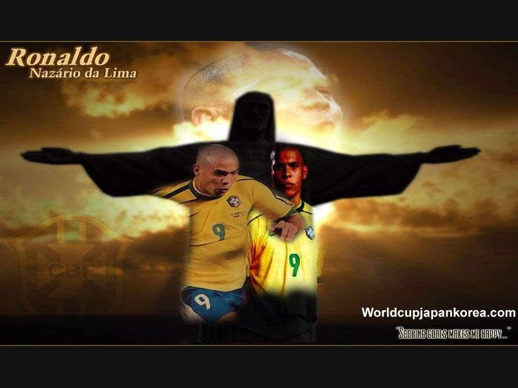 Ronaldo Brazil wallpapers Football wallpapers pictures and football 1024x768