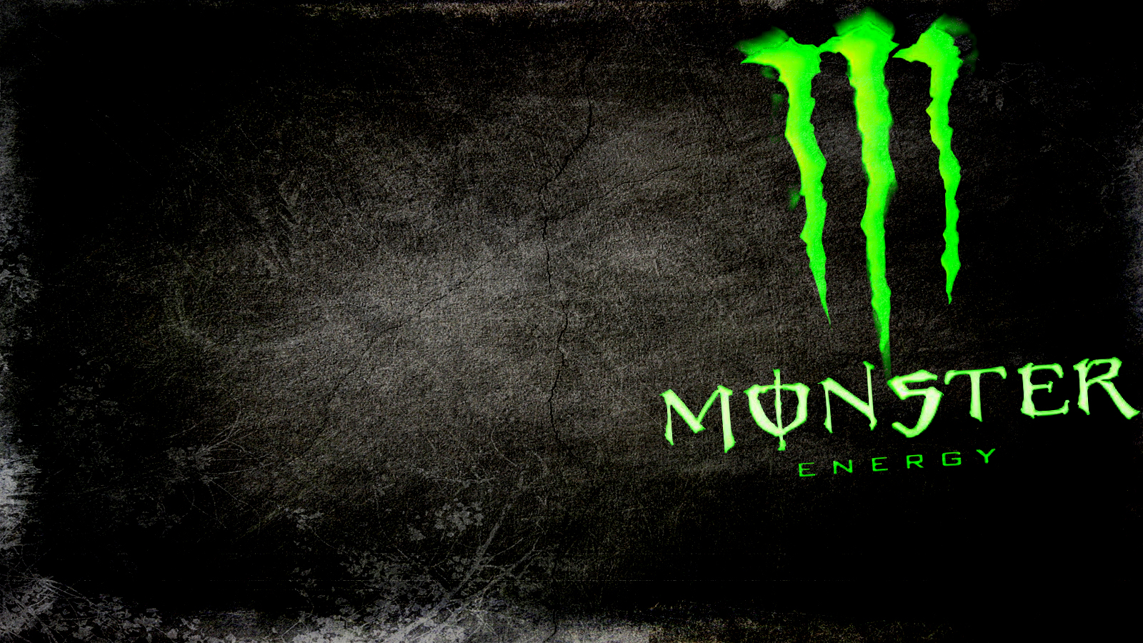 Cool Monster Energy Logo 1600x900