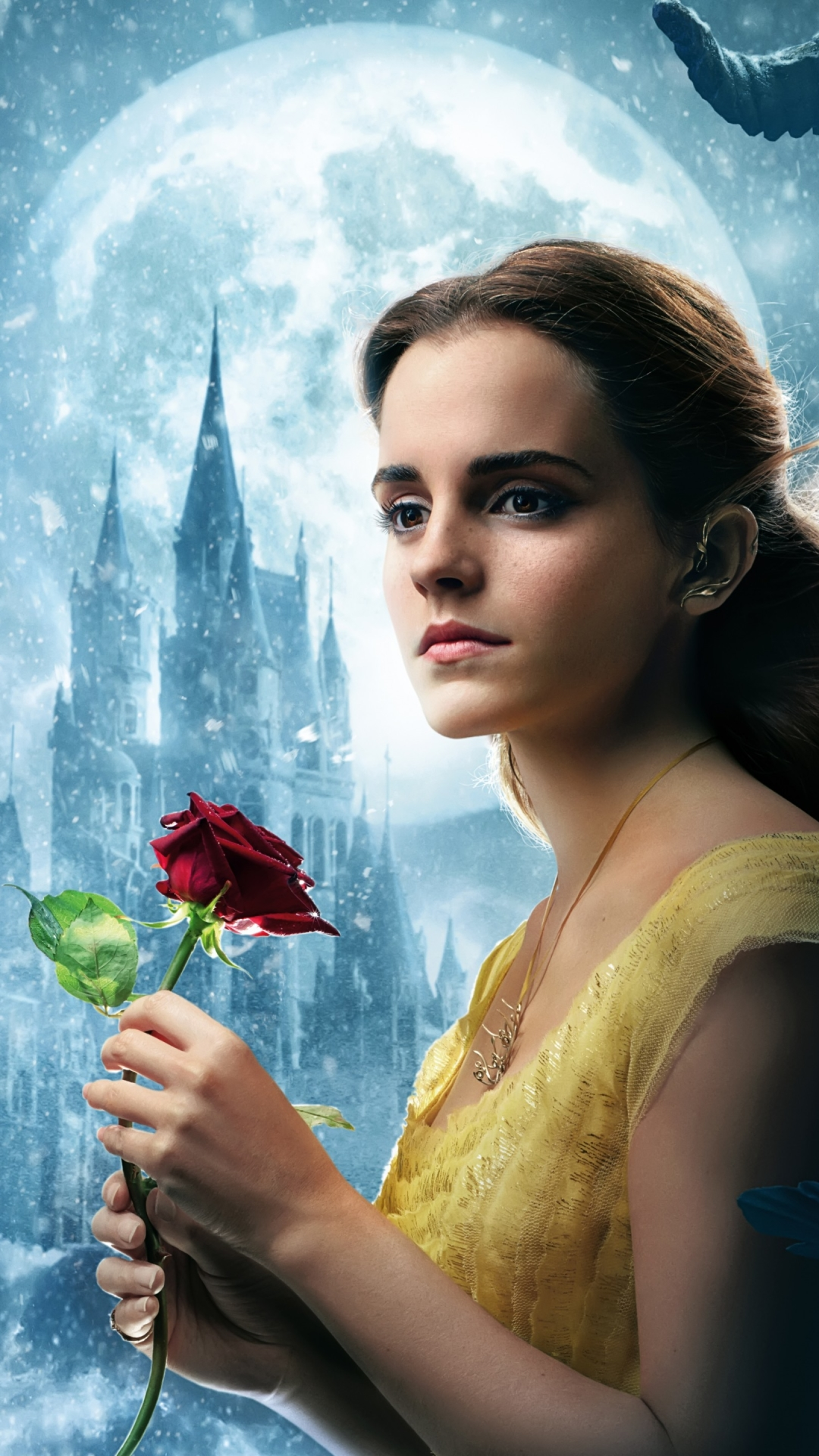 Free Download Moviebeauty And The Beast 2017 1080x1920