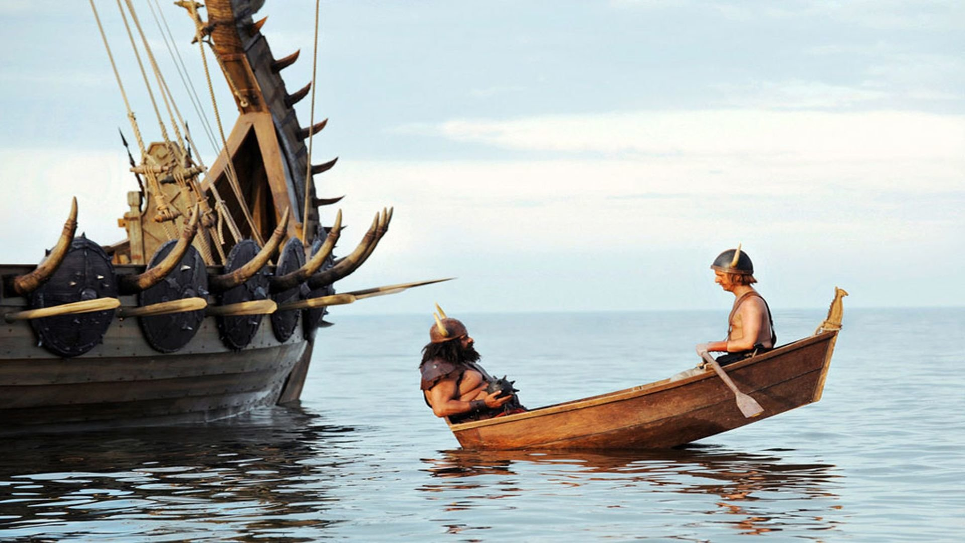 Download Vicky The Viking Wallpaper Id   Rowing Viking Hd 1920x1080