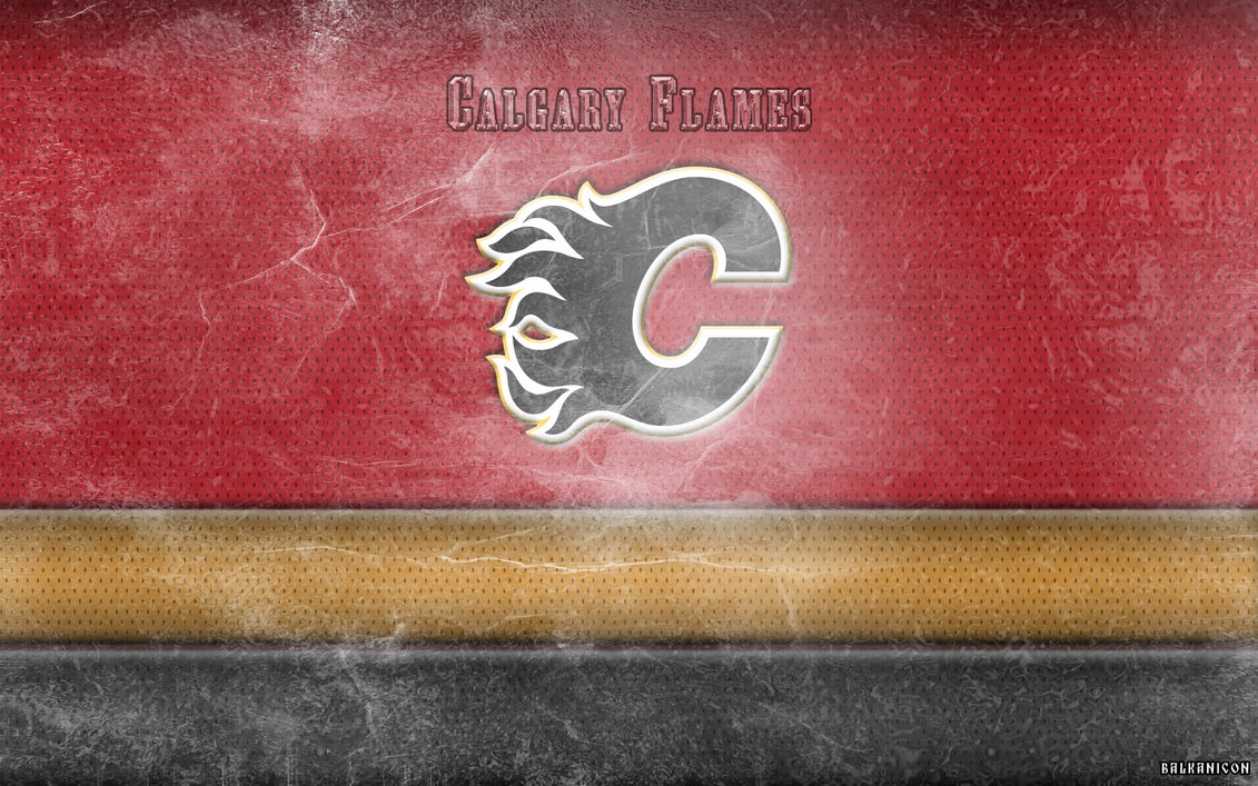 Calgary Flames wallpaper by Balkanicon 1131x707