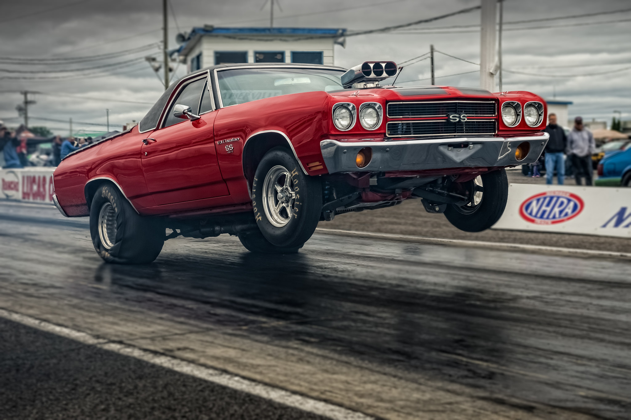 Muscle Car Drag Racing Wallpaper Wallpapersafari