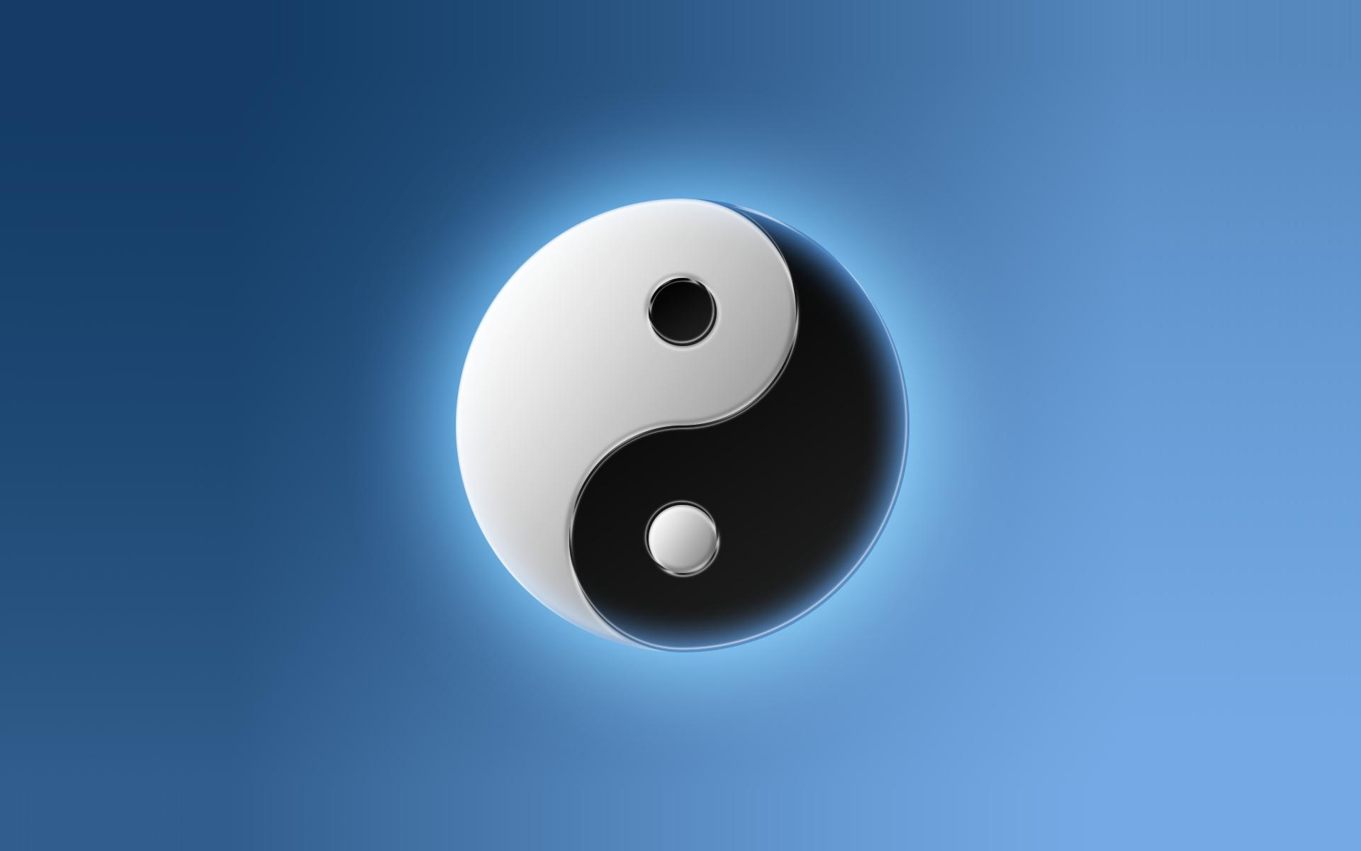 Yin yang hd wallpaper wallpapersafari - Yin and yang wallpaper ...