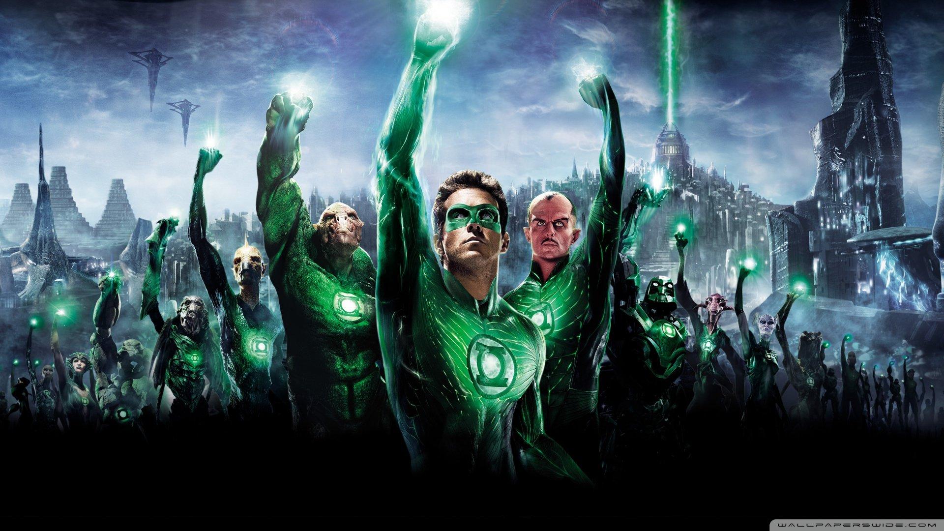 Green Lantern Movie 2011 4K HD Desktop Wallpaper for 4K Ultra 1920x1080